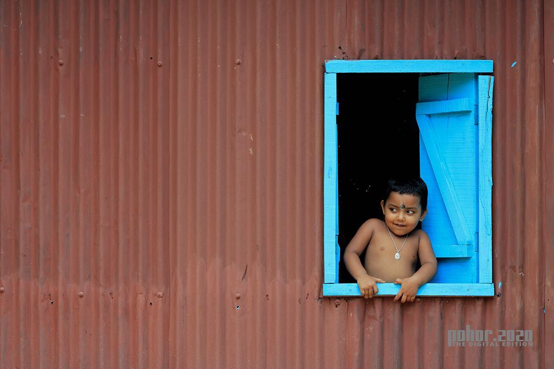 Portrait_Abhijit_Shil_Colourful