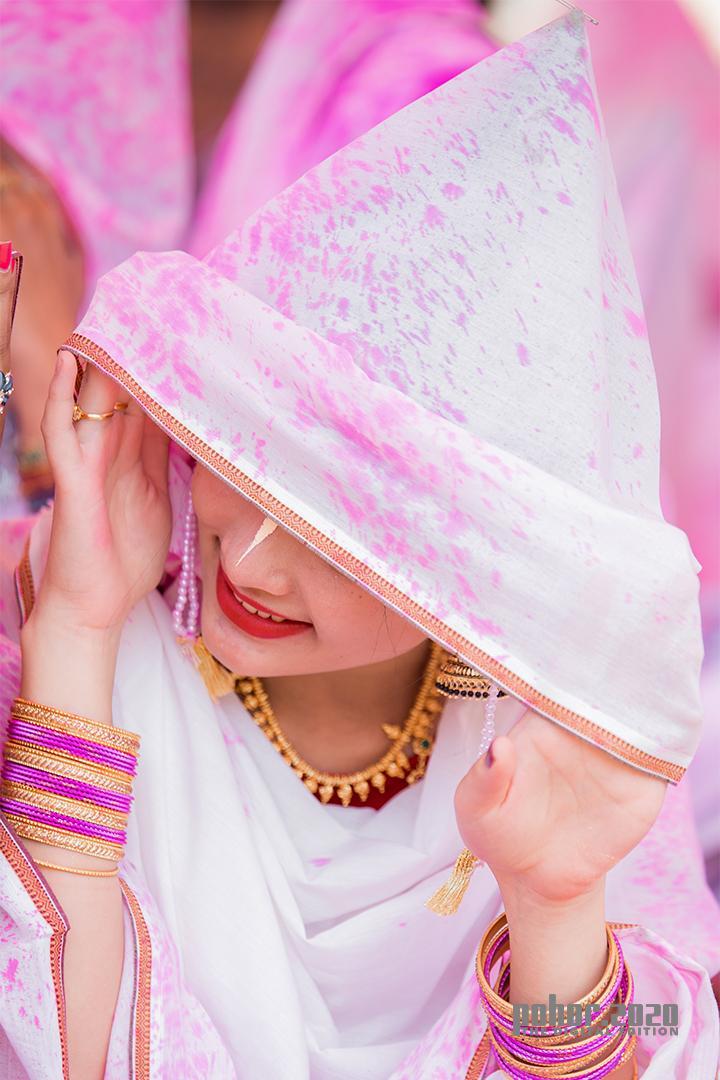 Portrait_Adhikarimayum Amarjit Sharma_Brajamai Smile