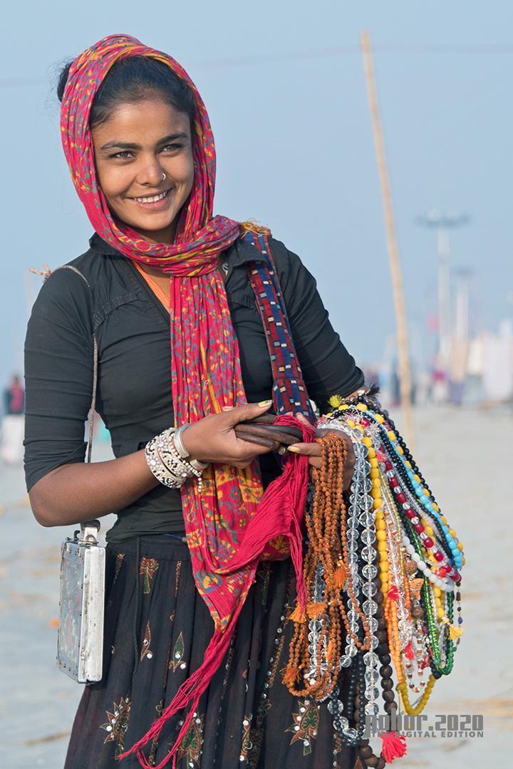 Portrait_Asim Haldar_Banjara Girl