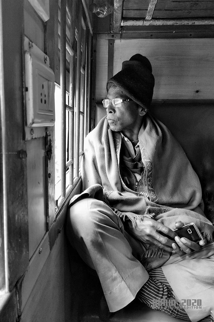 Portrait_Bablee Rai Bhuyan_RecallingThe Journey of Life Through The Window of Memory