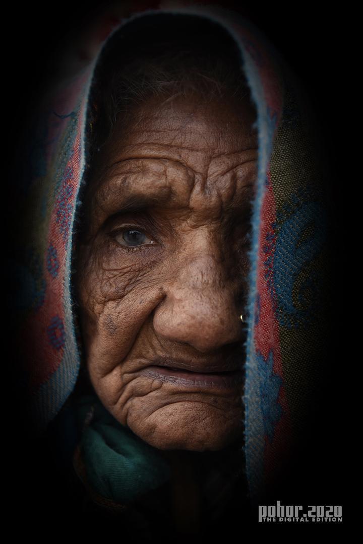 Portrait_Bhaskar Sehanabish_Centenarian