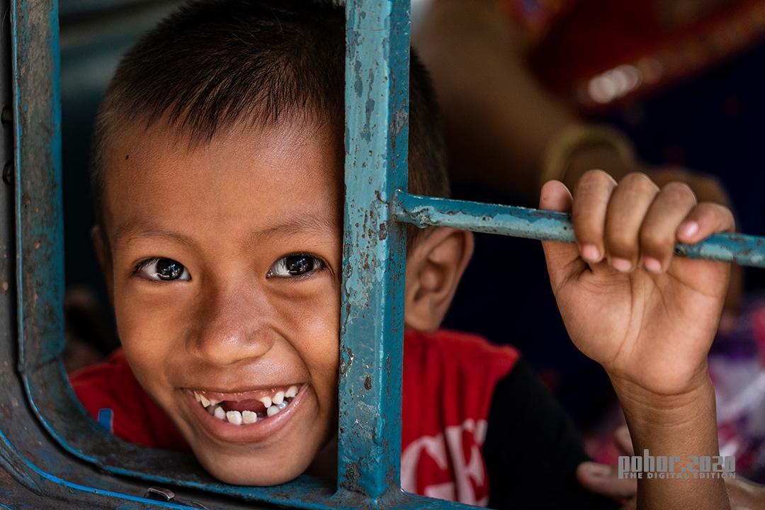 Portrait_Cintu Thakuria_The Smiling Kid