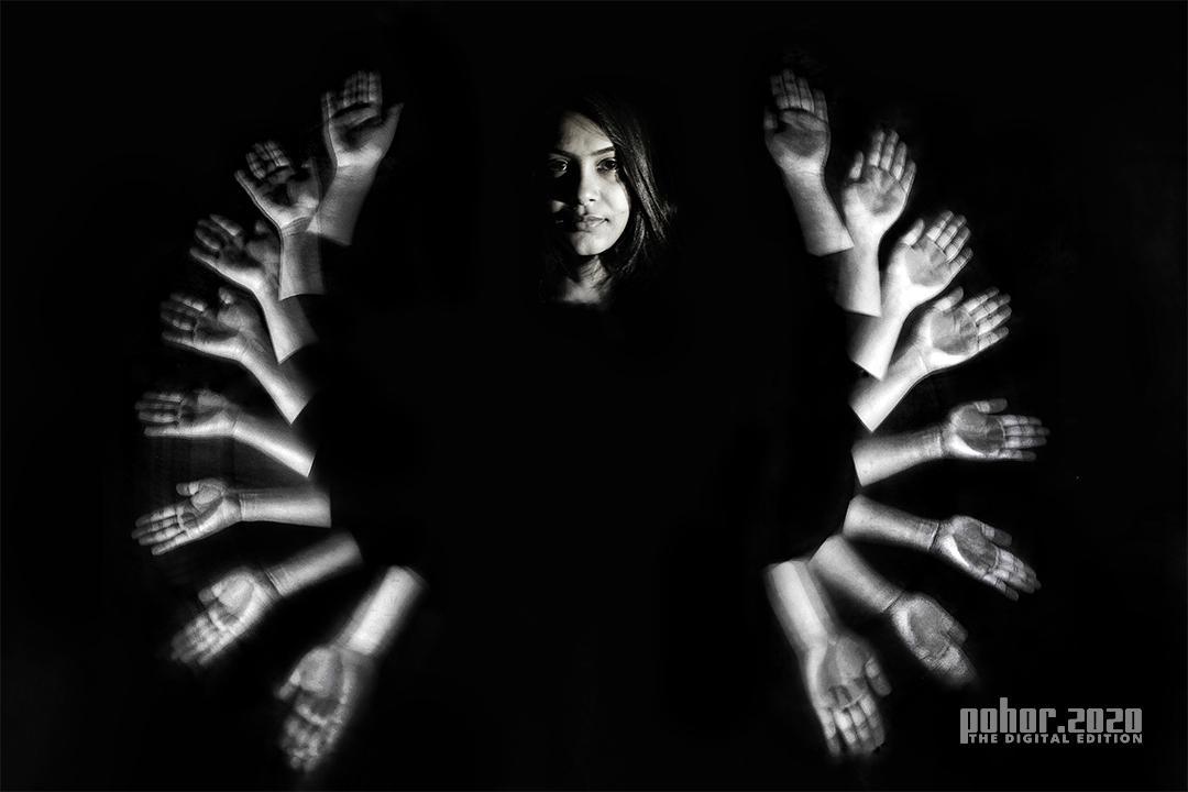 Portrait_Gitismita Deka_An Women Has the Power of Multiple Hands for Multiple Works.
