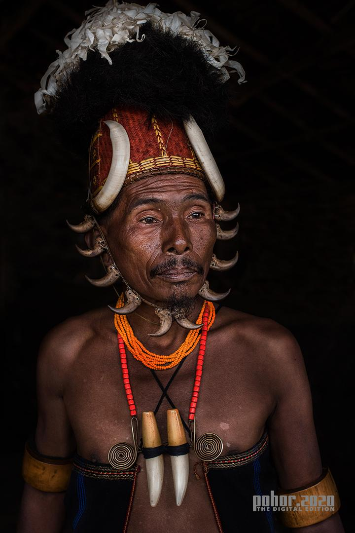 Portrait_Golap Das _Chang Naga