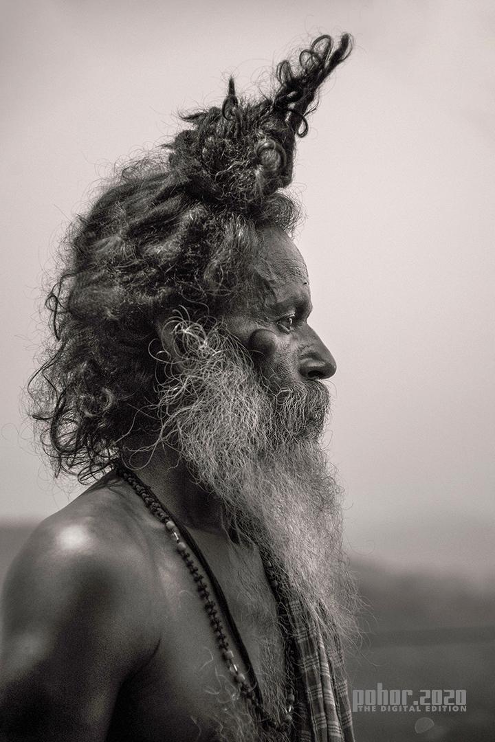 Portrait_Golap Das _Sadhu