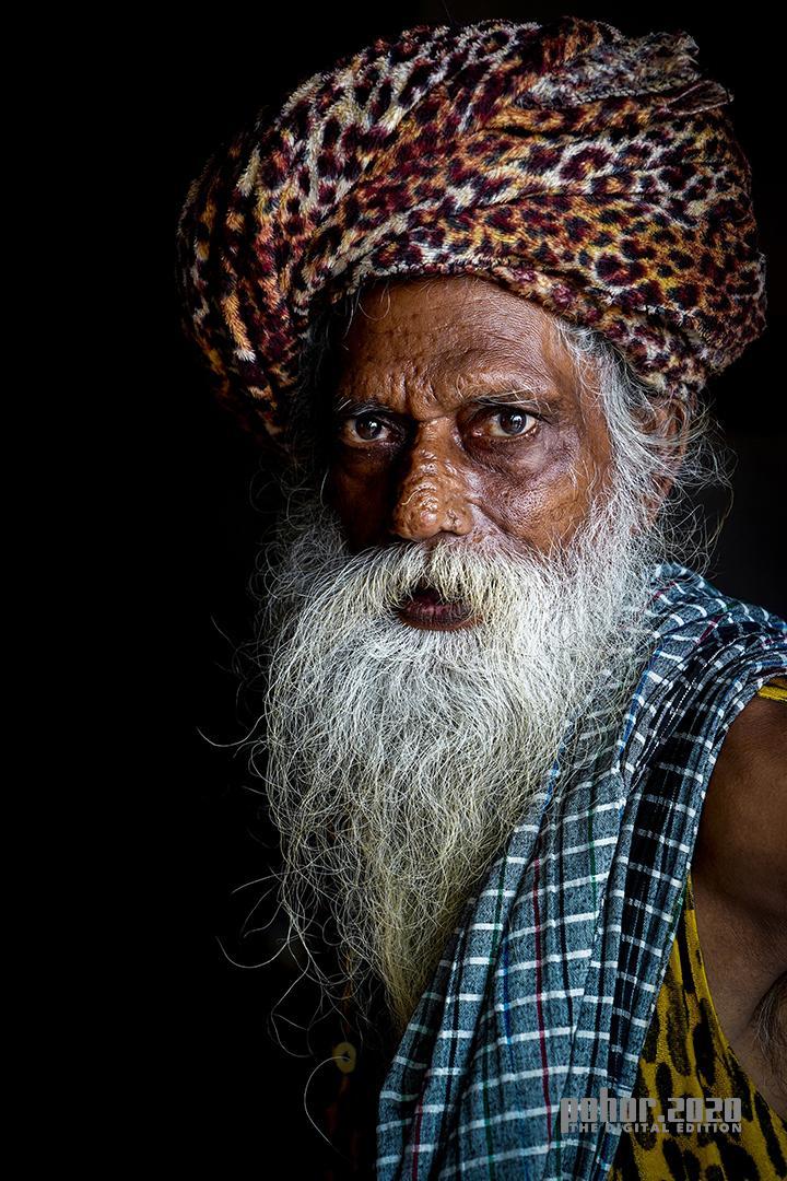 Portrait_Hrishikesh Goswami_The Monk