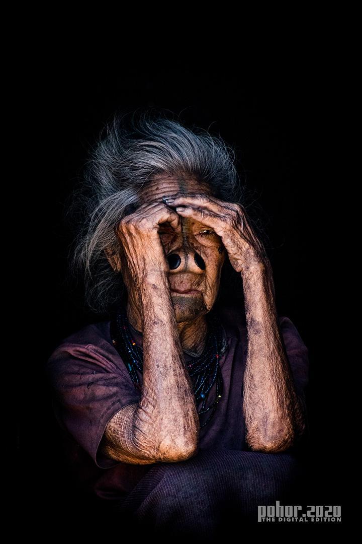 Portrait_Irengbam Momocha_Apatani Woman