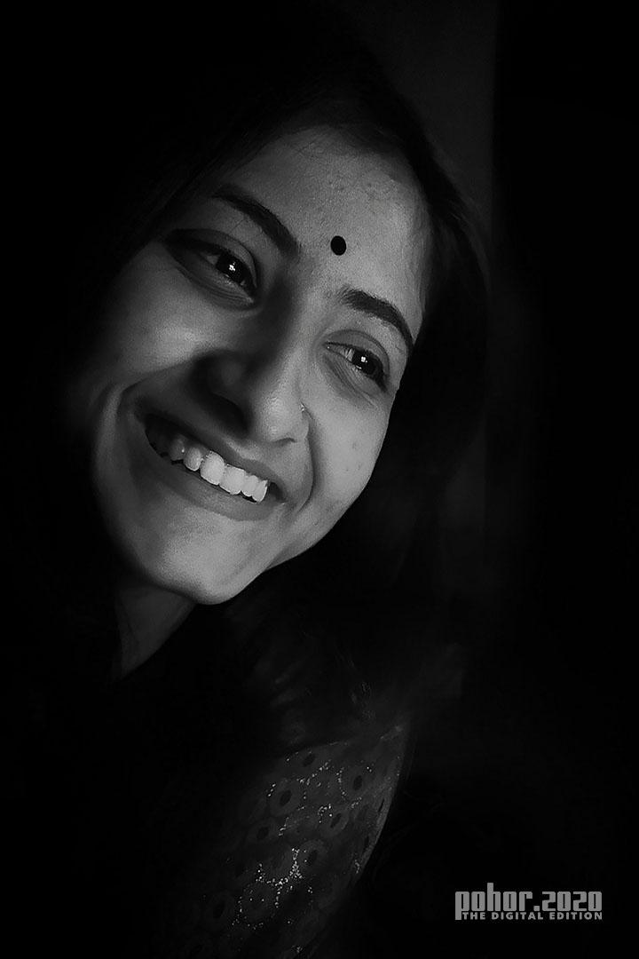 Portrait_Liku Moni Sarma_The smile That Heals