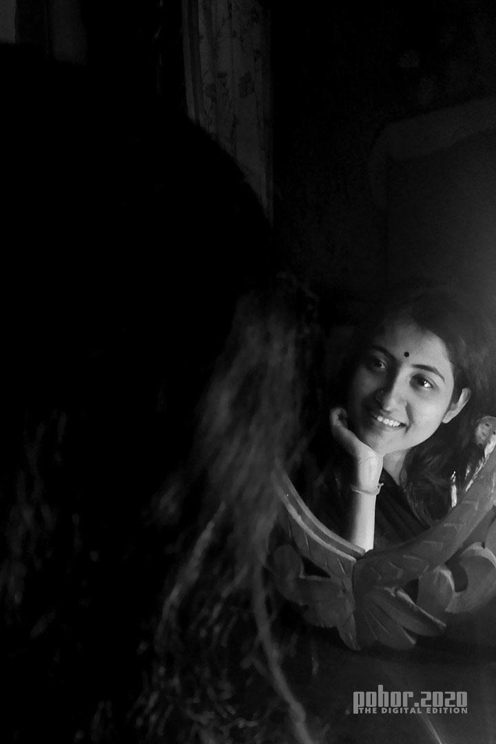 Portrait_Liku Moni Sarma_You Reflect Me