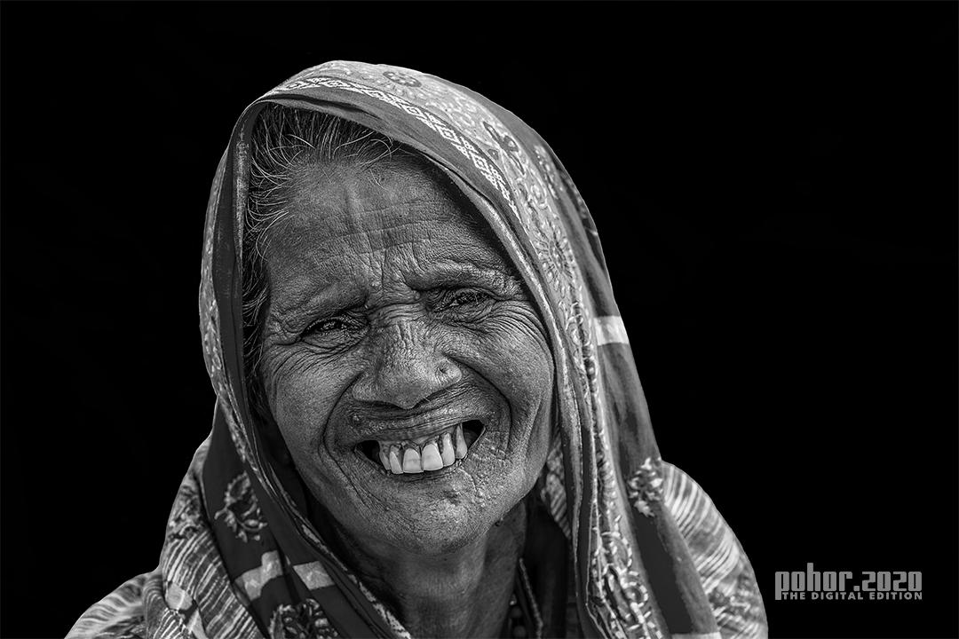 Portrait_Mousumi Phukan_Smile of Happiness