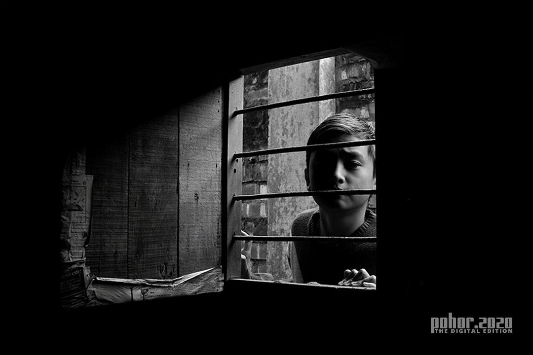 Portrait_Oinam Orimson_Abassy of pain