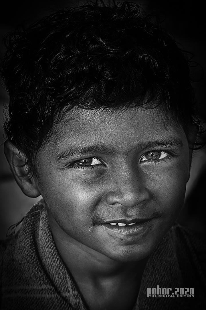 Portrait_Rahul Choudhury_A SMILE LIKE YOURS