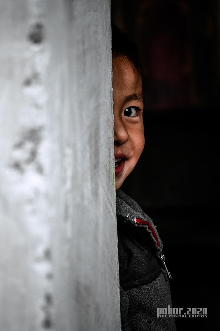 Portrait_Rishab Bayan_I SAW YOU