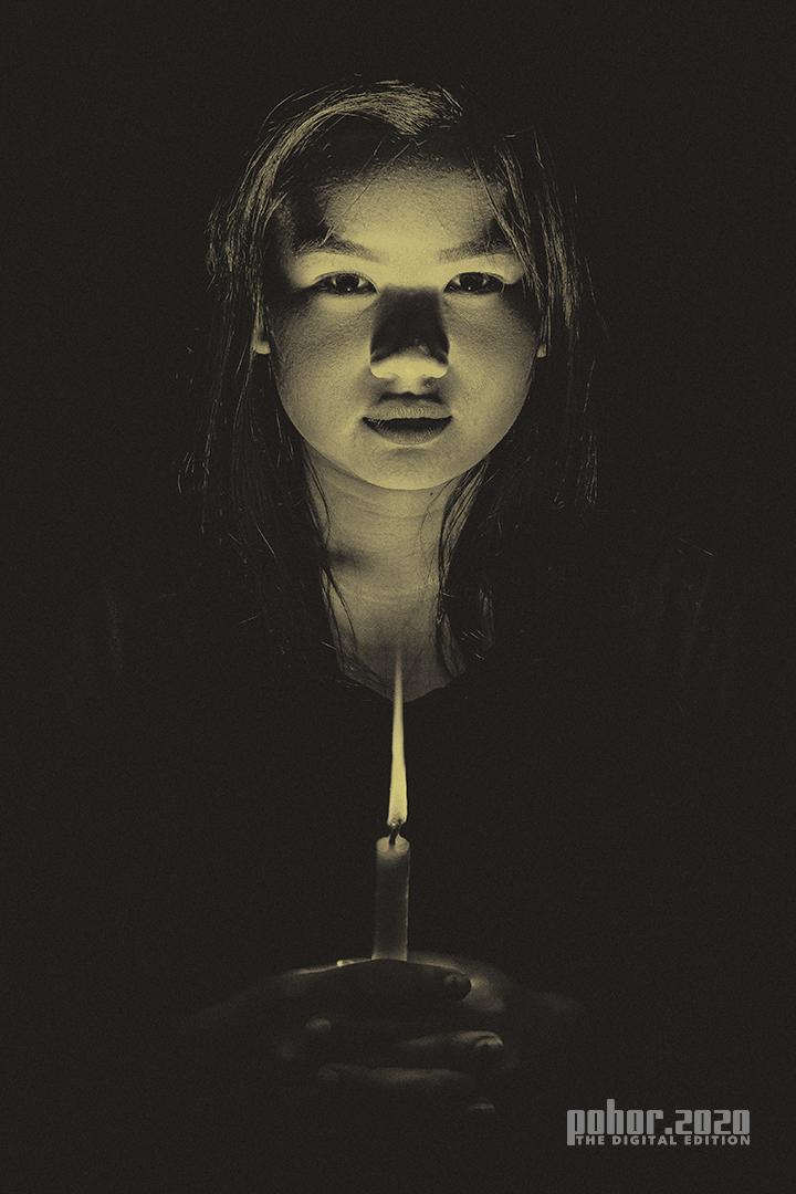 Portrait_Soyam Chhatrapati_Dreamer with Light-II