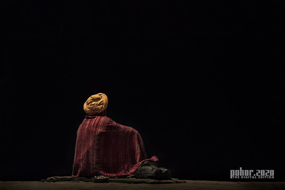 Portrait_Swarup Kumar Chakraborty_Solitude