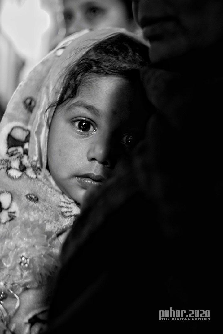 Portrait_Tushar Bhuyan_Eyes Speak