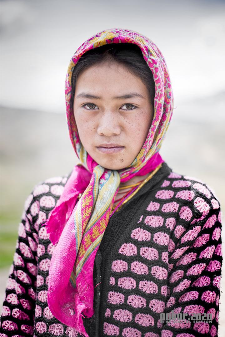 Portraits_Himangshu Baruah_Mountain Girl